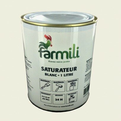 lasure blanche 1 litre farmili. Black Bedroom Furniture Sets. Home Design Ideas