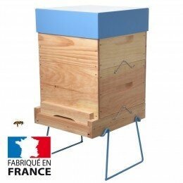 Ruche B&Bee bleue